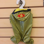 Checker Rainwear